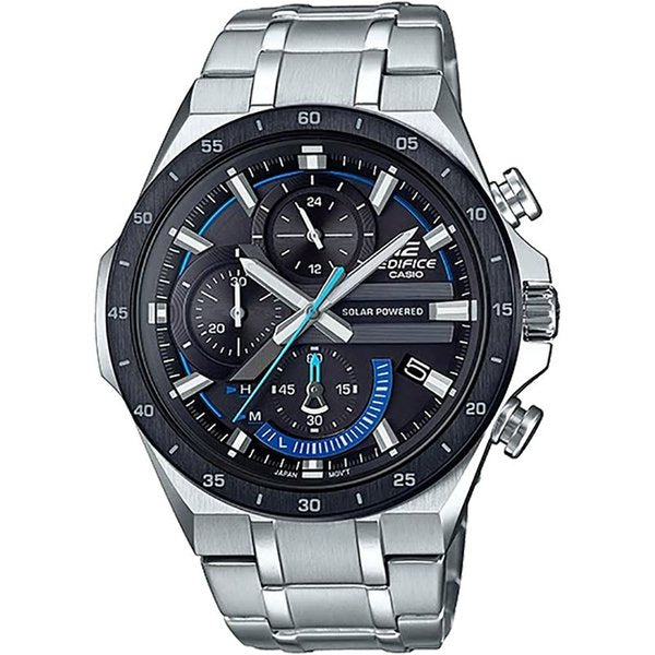 Casio EQS-920DB-1BVUDF Edifice Mens Watch