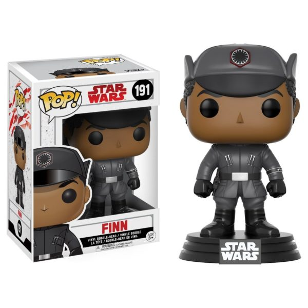 Funko Pop Star Wars Finn Toy FU14744