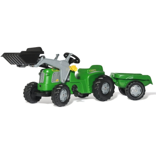 TRACTOR ROLLYKIDDY GREEN