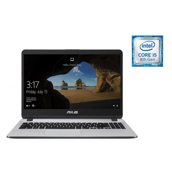 Asus X507UB Laptop - Core i5 1.6GHz 8GB 1TB 2GB Win10 15.6inch FHD Grey