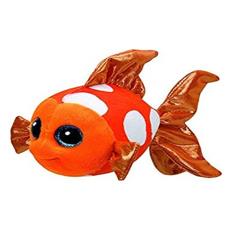 TY Beanie Boos Sami Fish Orange 15cm