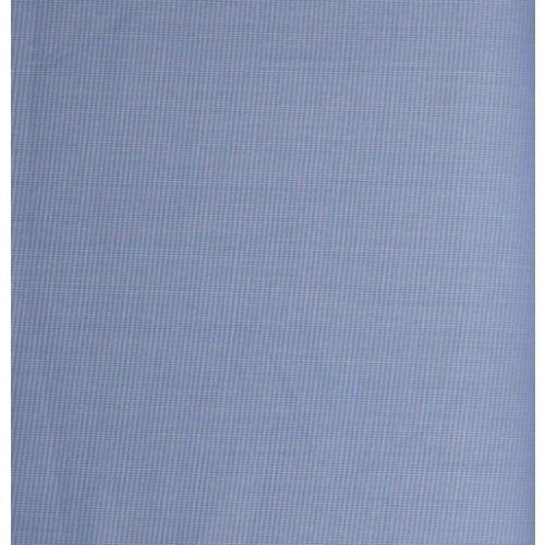 Raymond Blue Computerized Cotton Blended Shirting Fabric