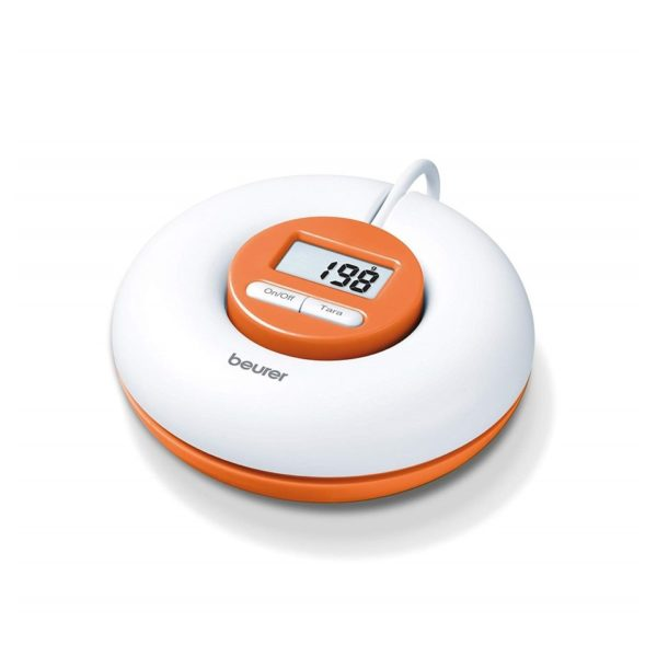 Beurer Kitchen Scale Orange/White KS21KIWI