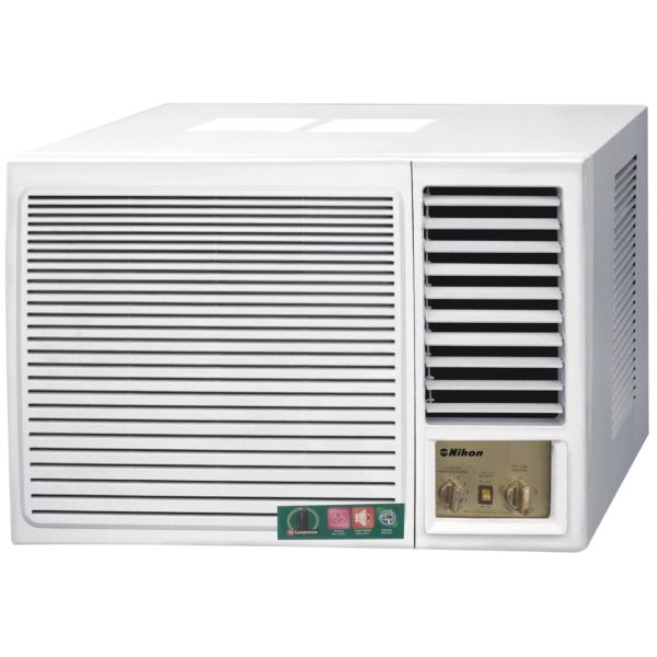 Nihon Window Air Conditioner 2 Ton NWAC24LCR