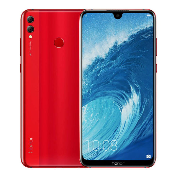 Honor 8X 128GB/4GB Ram Red
