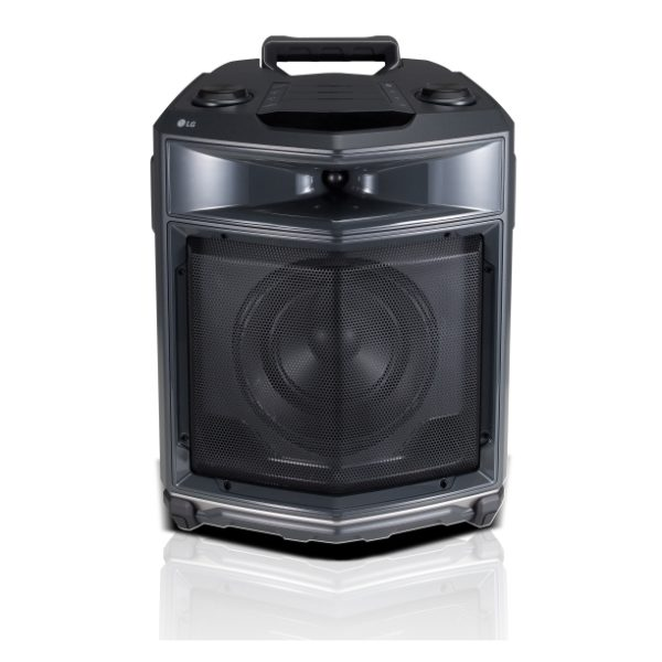 LG FJ3 Loudr Portable Hi-Fi Speaker Black