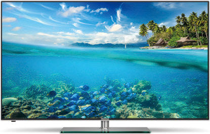 تليفزيون هيسنس 65K680UAD Ultra HD 3D Smart LED TV 65inch