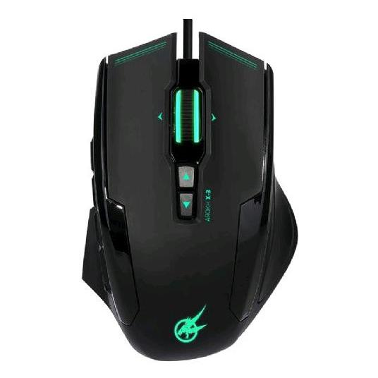 Port Design 901402 Arokh X-3 Gaming Mouse Black