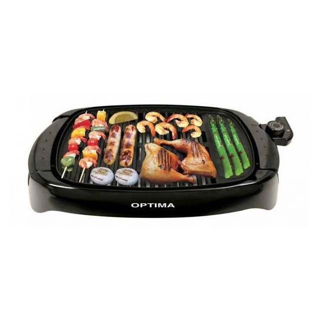 Optima GR1700 Contact Grills & Barbecue
