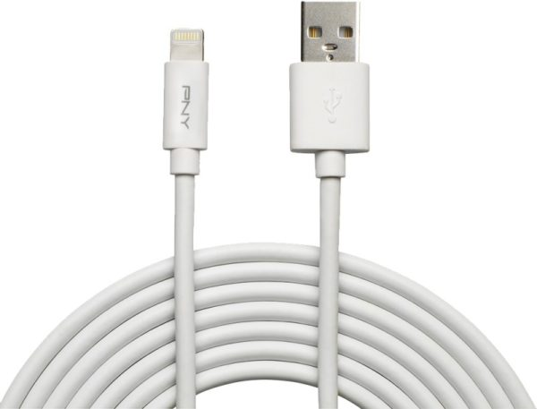 PNY CUALNW0110 Lightning Cable 3m White