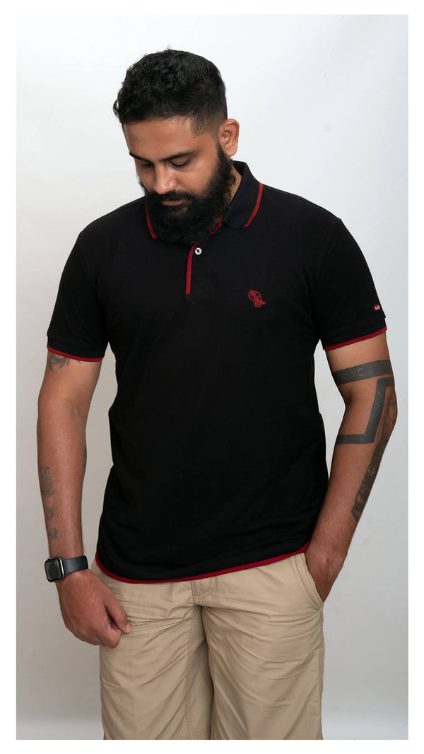 Polo T-Shirt Short Sleeve for Men by Nash