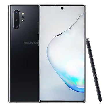 Samsung Galaxy Note10plus - 256GB 12GB RAM Aura black