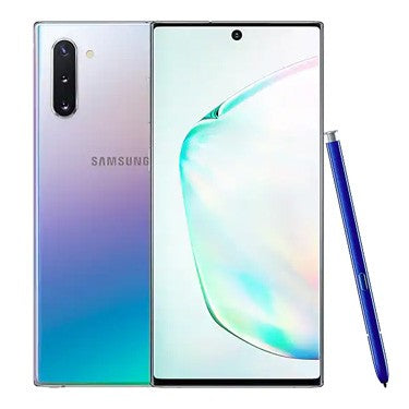 Samsung Galaxy Note10Plus - 256GB 12GB RAM Aura glow
