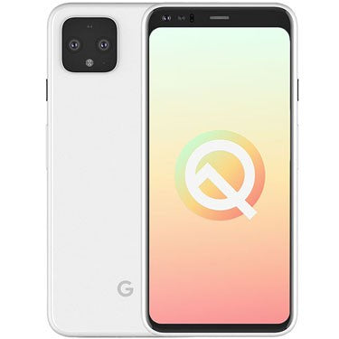 Google Pixel 4 - 128GB, 6GB RAM Clearly White