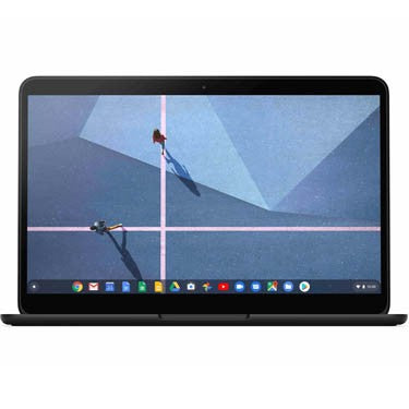 "Google Pixelbook Go 13.3"" Touch Screen Chromebook -Intel Core m3,8GB RAM,64GB SSD - Just Black"