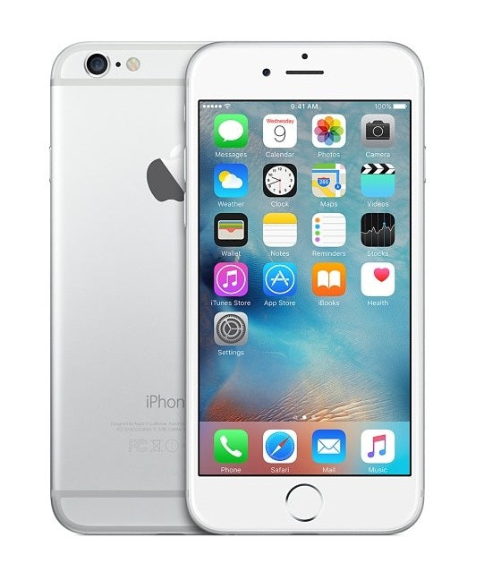 Apple iPhone 6s - 64GB 2GB Silver