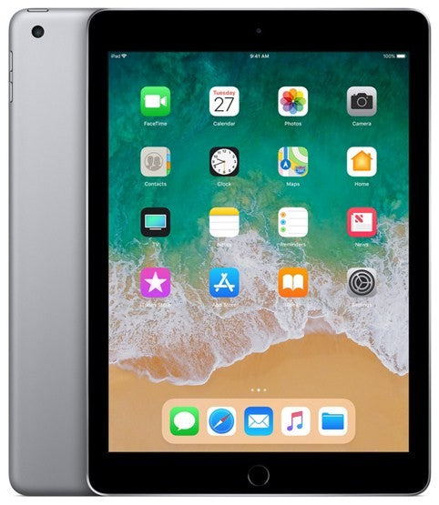 Apple iPad 6 32GB with 4G Facetime (2018) Space Grey