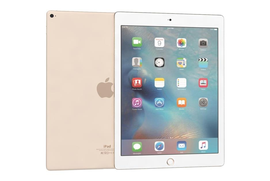 Apple iPad Pro Wi-Fi 32GB Gold (3Pin)