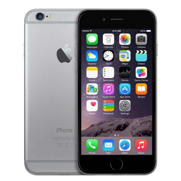 iPhone 6 Plus - 128GB Space Grey with Face Time