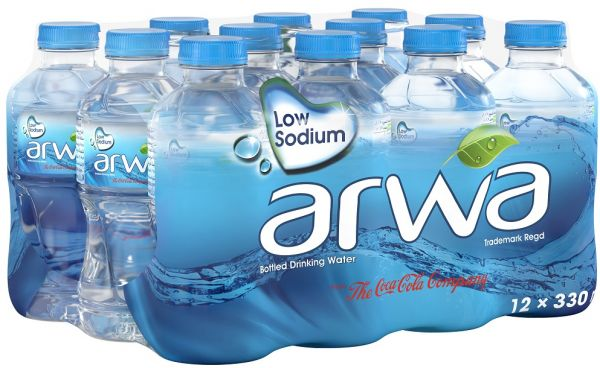 ARWA WATER 1X12-330ML