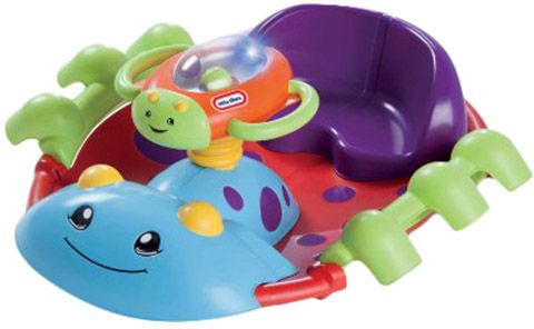 Little Tikes Activity Garden Rock And Spin
