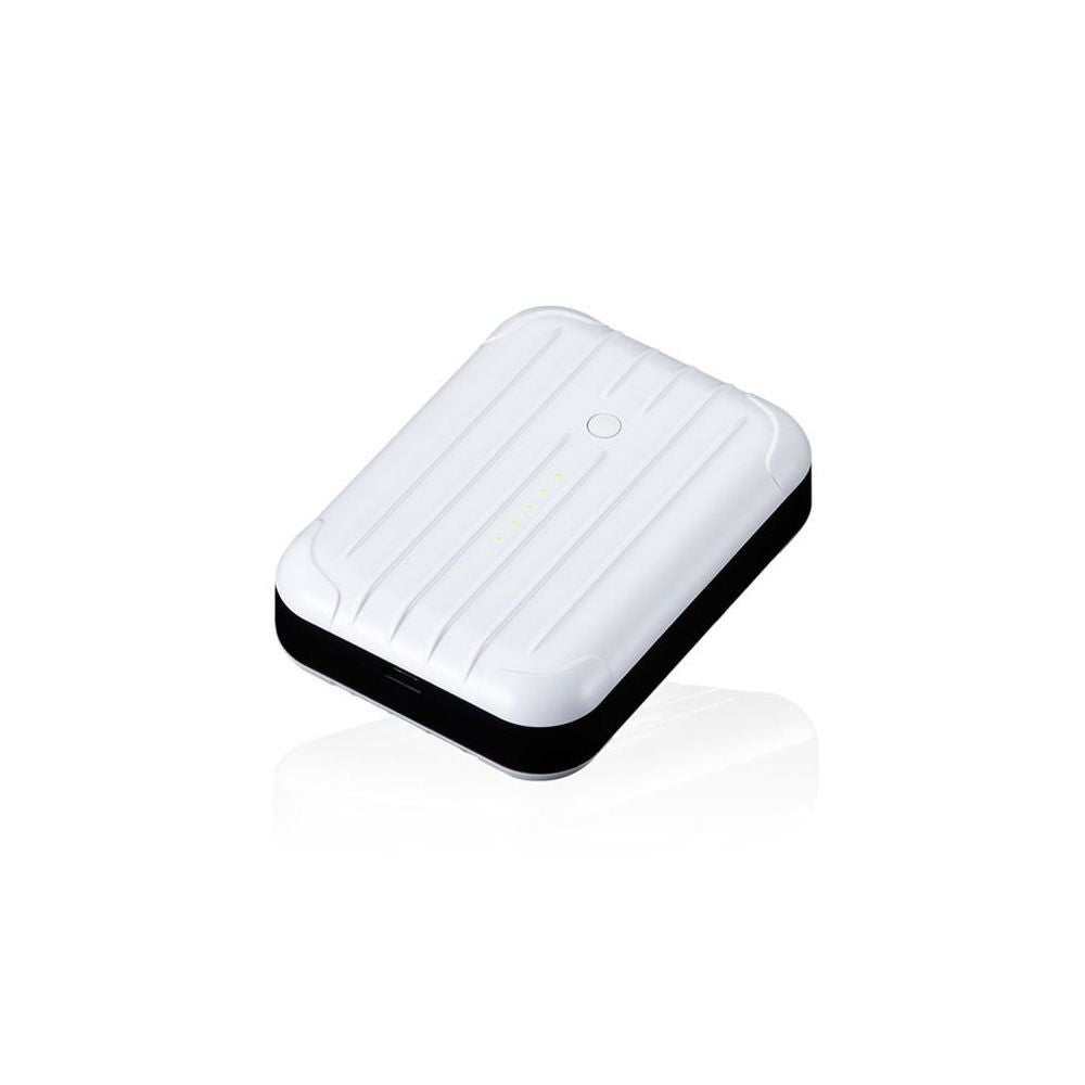 Just Mobile Gum++ High Capacity Backup Battery 6000 mAh - White