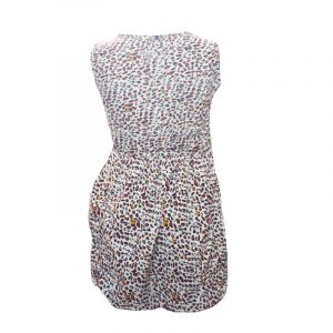 60% Off Women Animal Print Dress