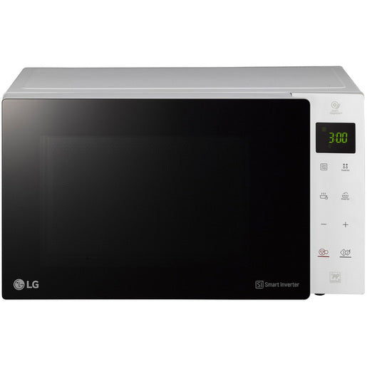 LG Microwave Oven with Grill MH6535GISW 25Ltr