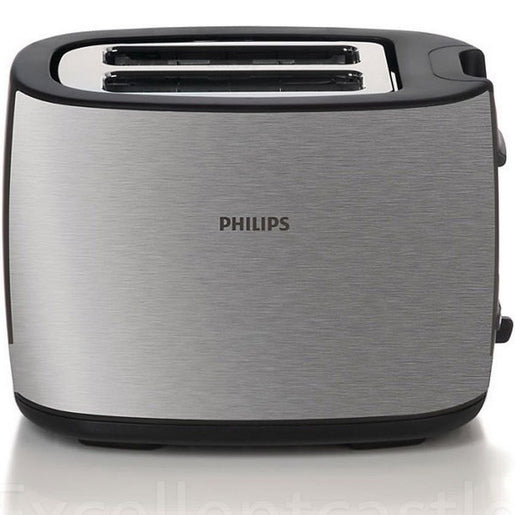 Philips Stainless Steel Toaster HD2628