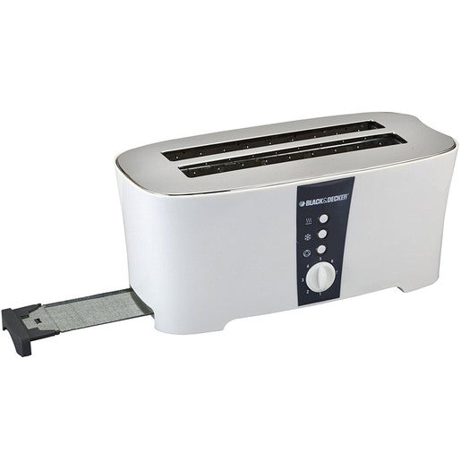 Black & Decker Toaster 4Slice ET-124