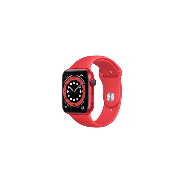 Apple Watch Series 6 GPS + Cellular 44mm PRODUCT(RED) Aluminum Case with PRODUCT(RED) Sport Band