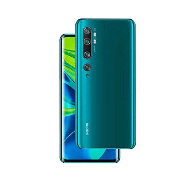 Mi Note 10 - 128GB, 6GB RAM Aurora Green