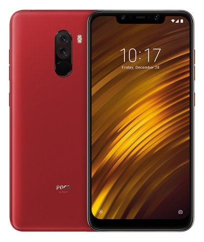 Mi POCO F1 128GB 6GB Rosso Red - Global version