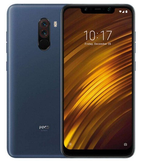 Xiaomi POCO F1 256GB 8GB Steel Blue Global version