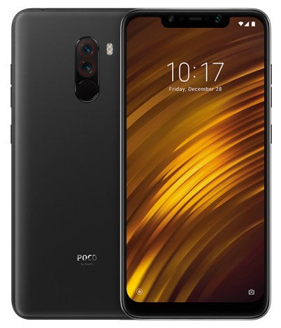 Xiaomi POCO F1 64GB 6GB Graphite Black - Global version