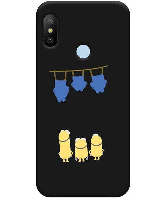 Minion Mi A2 Mobile Cover