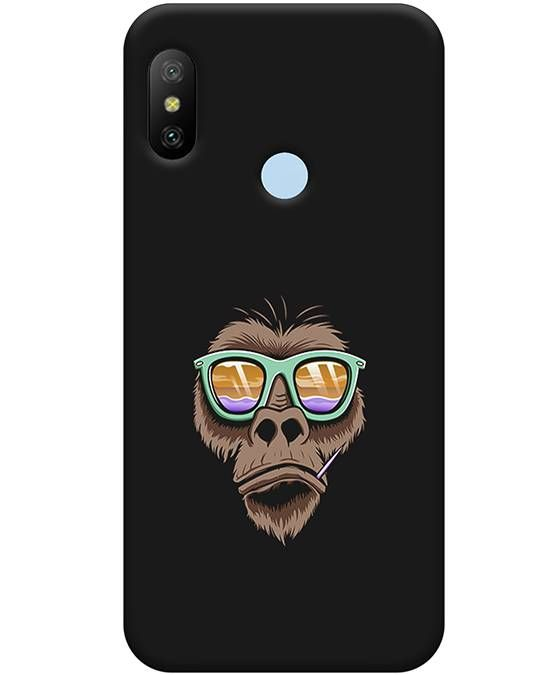 The Cool Monkey Mi A2 Mobile Cover