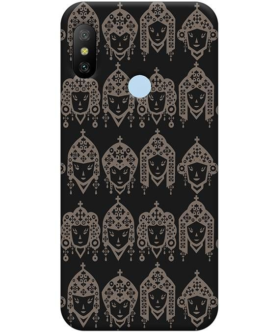 Witch Mi A2 Mobile Cover