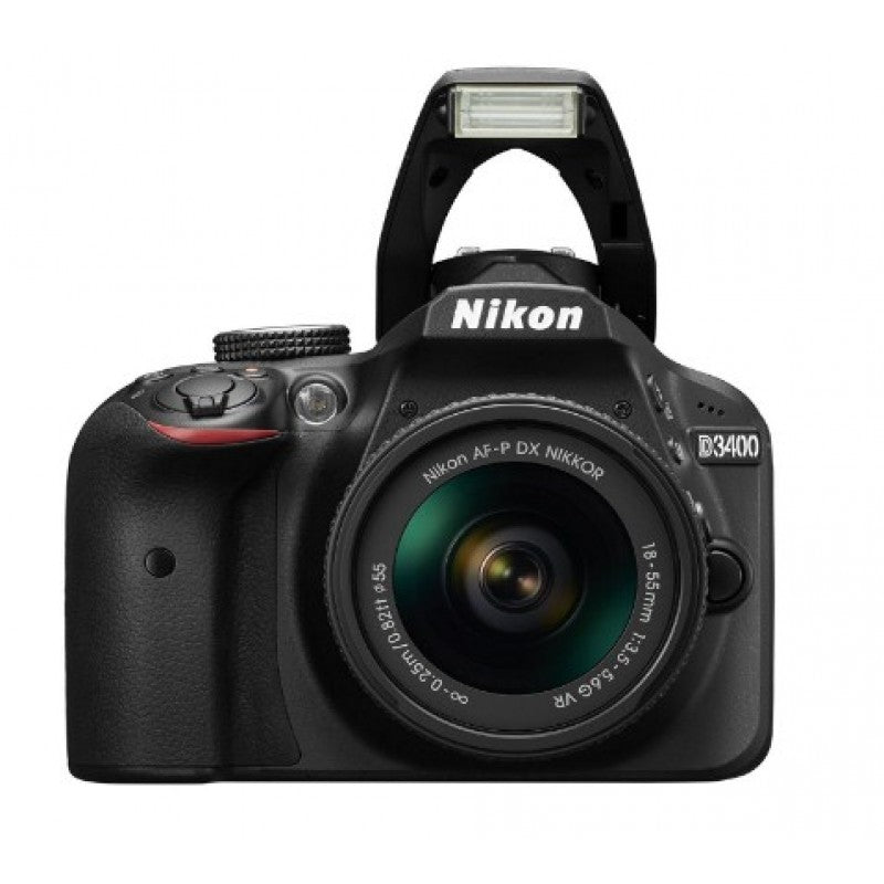 Nikon D3400 Digital Camera with 18-55 NVR