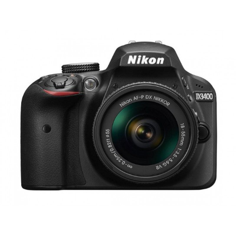 Nikon D3400 Digital Camera with 18-55 VR Kit