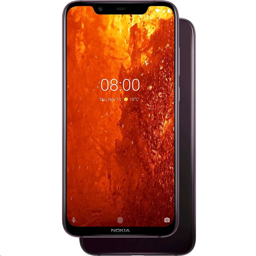 Nokia 8.1 64GB/4GB IRON