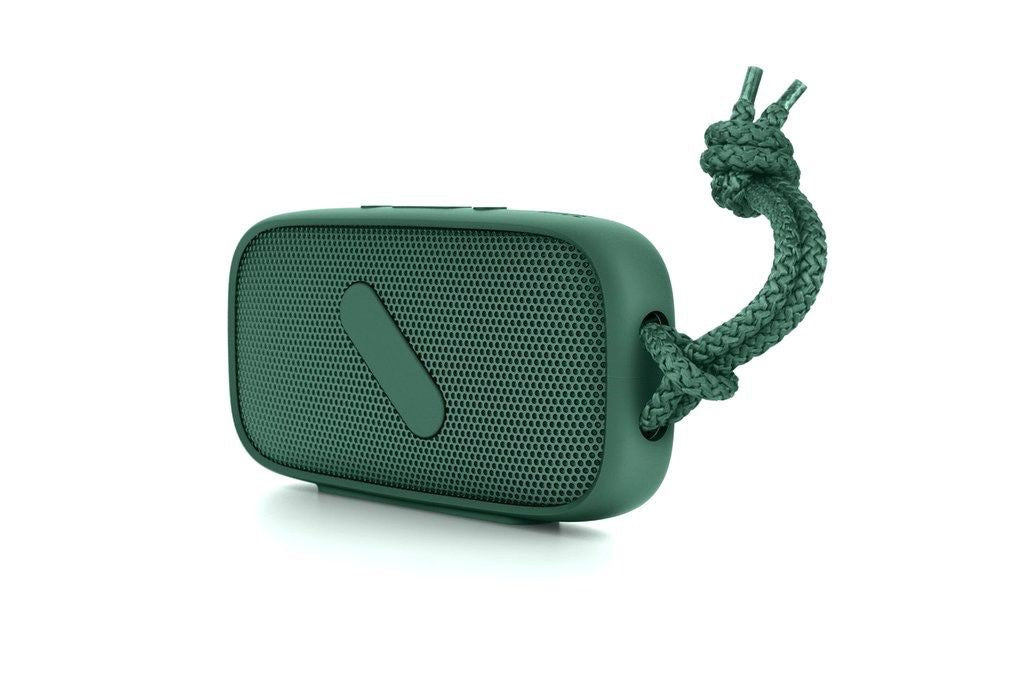 NudeAudio Super-M Portable Wireless Bluetooth Speaker- Pine