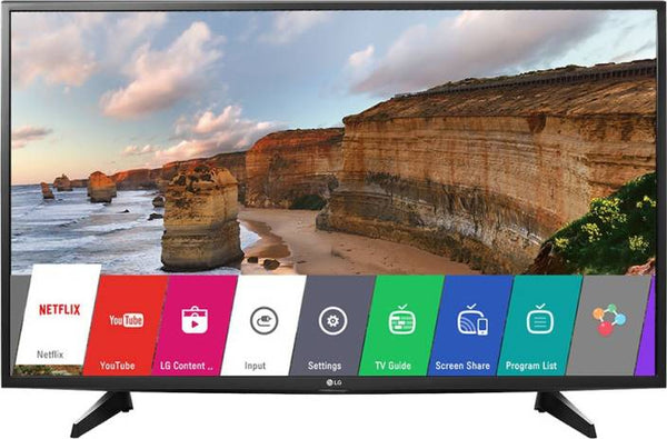 LG FULL HD SMART LED TV 43 INCH 610V
