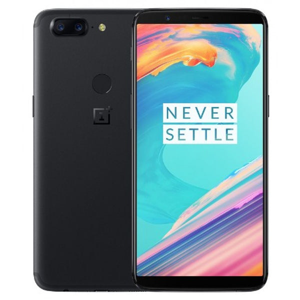 OnePlus 5T Dual Sim - 128GB/8GB RAM - Midnight Black