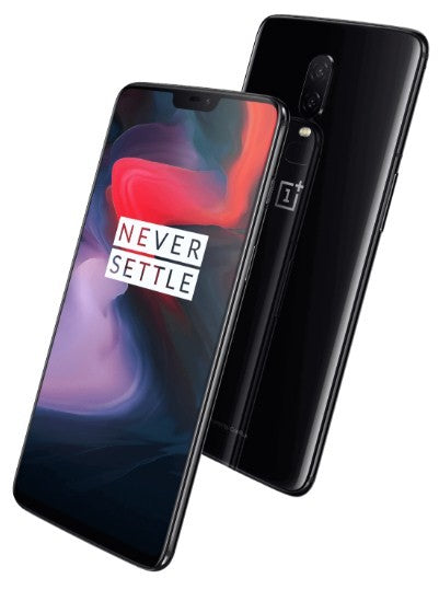 OnePlus 6 - 128GB/8GB RAM Mirror Black