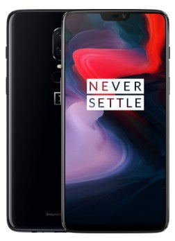 OnePlus 6 - 64GB 6GB Ram Mirror Black