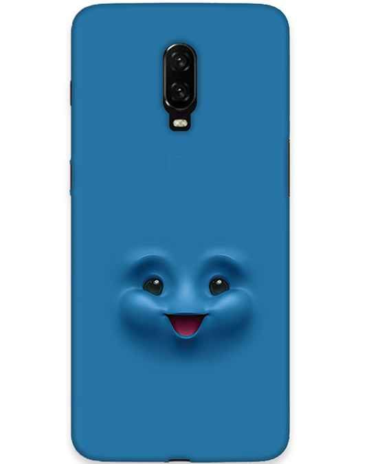 Cute Smile Oneplus 6T Mobile Cover