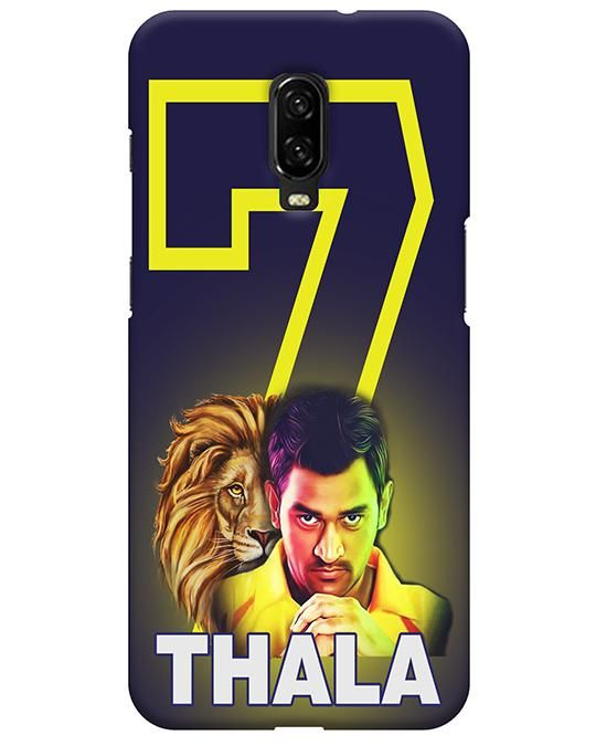Thala Oneplus 6T Back Cover