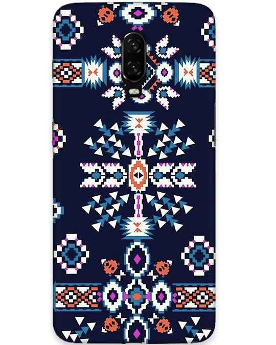 Tribal Art Oneplus 6T Mobile Cover