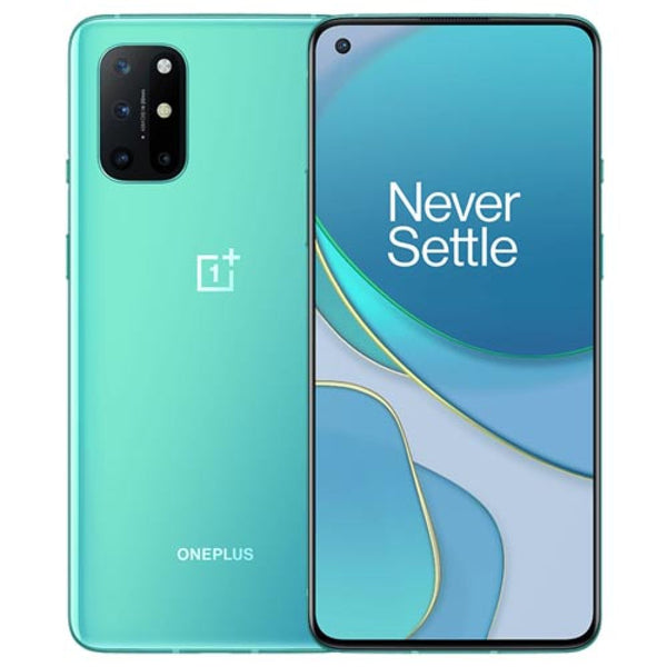 OnePlus 8T - 128GB, 8GB RAM-Chinese Specs with Global rom Aquamarine Green